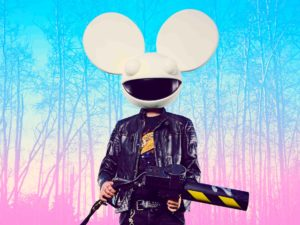 DEADMAU5 SELLS BOTTLE OF HIS TOILET WATER TO TROLL HARDWELL'S NEW FRAGRANCE